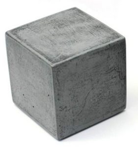 concrete-cube